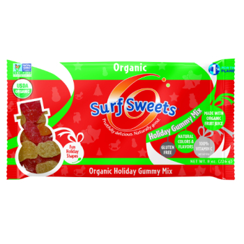 Surf Sweets Organic Holiday Gummy Mix
