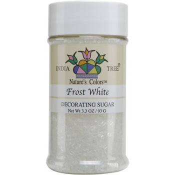Frost White Decorating Sugar - DISCONTINUED