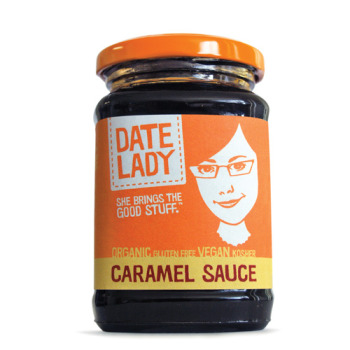 Date Lady Caramel Sauce
