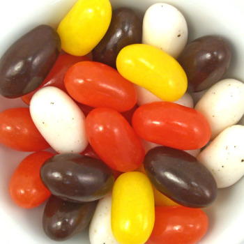 Natural Halloween Jelly Beans