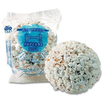 Natural Popcorn Balls