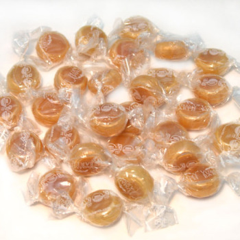 Hopscotch  Butterscotch Organic Candy Drops