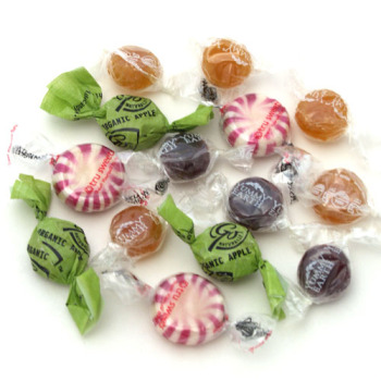 Organic Hard Candy Holiday Mix