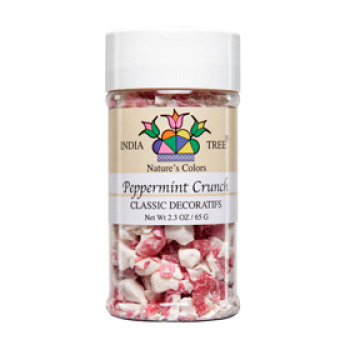 Peppermint Crunch Decoratifs