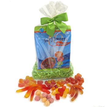 Surf Sweets Natural Gummy Candy Sampler