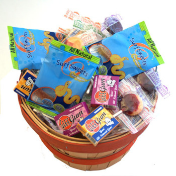 Trick or Treat - Natural Candy Mix