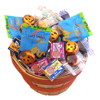 Trick or Treat - Natural Candy Mix(w/ Chocolate)