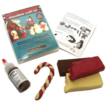 Winter Wonders Chocolate Craft Kit