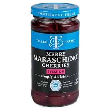All-Natural Maraschino Cherries