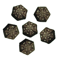 Allergy-Friendly Chocolate Snowflakes
