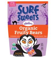 Halloween Fruity Bears