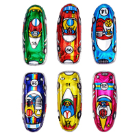 Milk Chocolate Race Cars