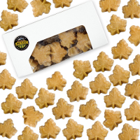 Organic Maple Candy Leaves