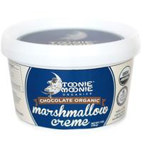 Toonie Moonie Organic Marshmallow Creme - Chocolate