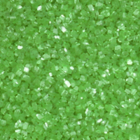 Natural Sanding Sugar - Spring Green