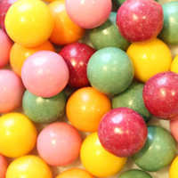 Unwrapped Natural Gumballs (16 mm)