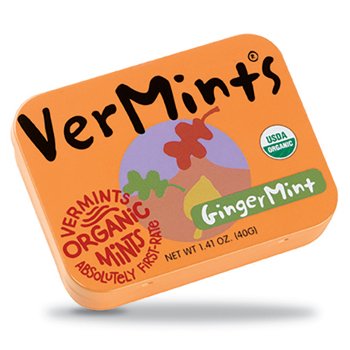 GingerMint VerMints
