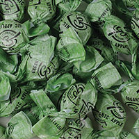 GoOrganic Hard Candy - Apple