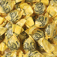 GoOrganic Hard Candy - Honey Lemon