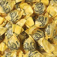 GoOrganic Hard Candy - Honey Lemon