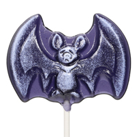 Grape Bat Lollipop
