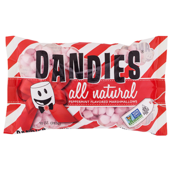 Dandies Vegan Marshmallows - Peppermint