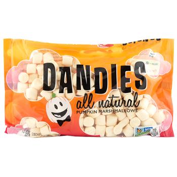Dandies Vegan Marshmallows - Pumpkin