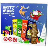 Moo Free Merry Moos Selection Box
