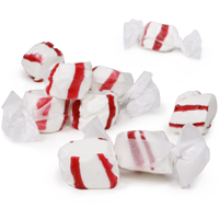 Natural Taffy - Peppermint Stripe