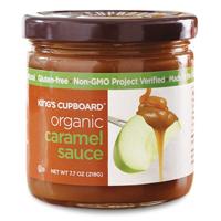 Organic Caramel Sauce