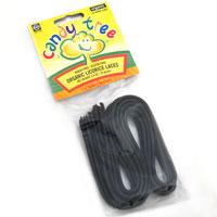 Organic Black Licorice Laces
