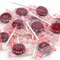 Pomegranate Pucker Organic Lollipops