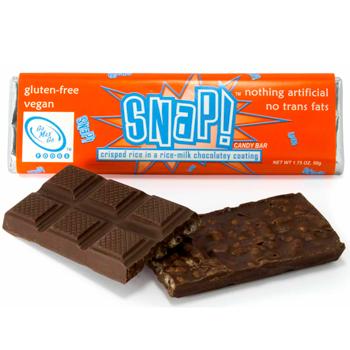 SNAP! Crisped Rice Candy Bar