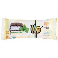 Theo Coconut Bites Milk Chocolate Mint