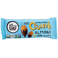 Theo Kids' Crunch - Almond 55% Dark Chocolate